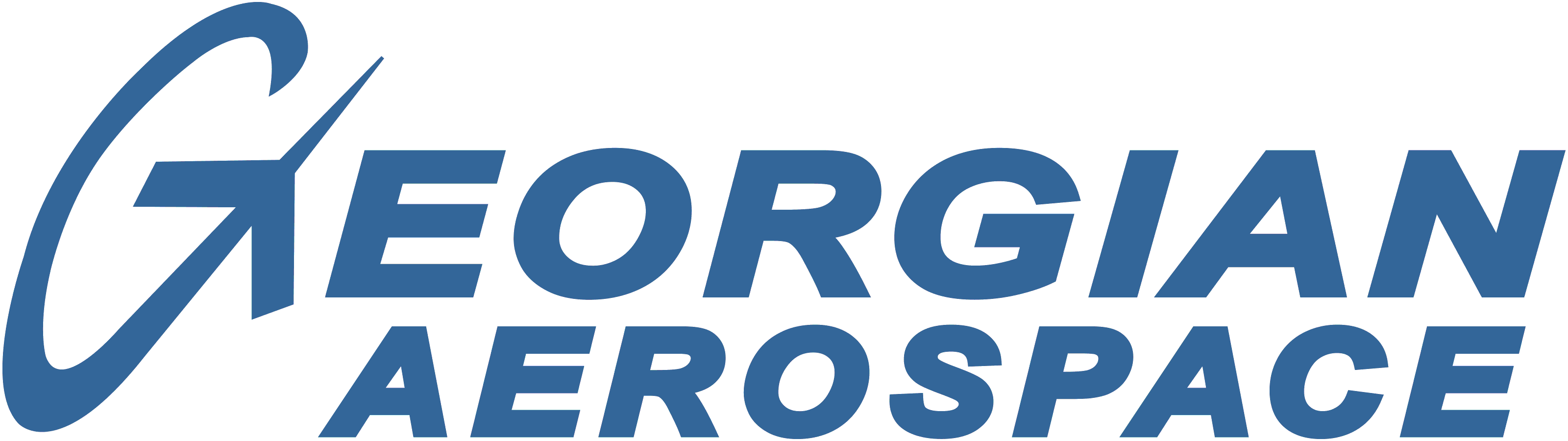 Georgian Aerospace Logo